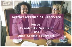 Netzwerkerinnen Im Interview